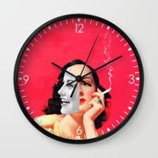 Wall Clocks Wall Clocks By Eugenia Loli Society6