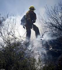 Wildfire Near Markleeville Ca by Three Wildfires Sweep Through California Forcing Mass Home