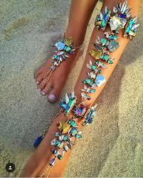 fashion ankle bracelet images Hot new fashion 2016 ankle bracelet wedding barefoot sandals beach jpg
