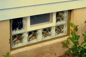 Basement Window Dryer Vent by Glass Block Installations Wmgb Home Improvement