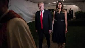 trump and first lady attend christmas eve services in florida thehill