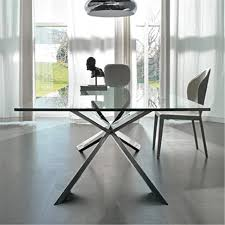 large glass top dining table awesome contemporary glass dining tables pictures liltigertoo