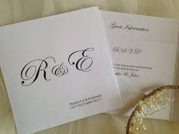 Folded Wedding Invitations Cheap Wedding Invitations From 60p Affordable Wedding Invitations