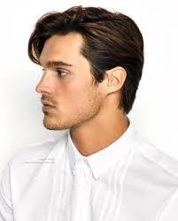 mens haircuts bangs short men39s haircut with long bangs latest