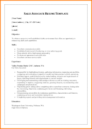Resume For Sales Skills For Sales Resume Free Resume Example And Writing Download