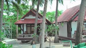 hotel first bungalow thailand youtube