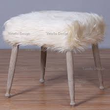 Pouf Ottoman Insert Ottomans Faux Fur Dressing Table Stool West Elm Pouf Insert