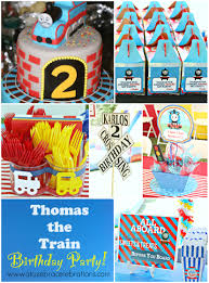 thomas the train birthday party u2013 a to zebra celebrations
