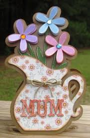 Designs Of Greeting Cards Handmade Homemade Mothers Day Greeting Card Ideas Family Holiday Net