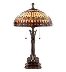 stained glass tiffany lamps dale tiffany u0026 quoizel