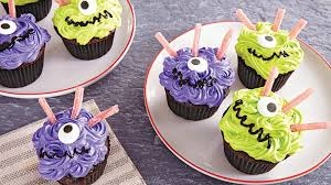 one eyed cupcakes recipe bettycrocker