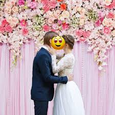 wedding backdrop aliexpress kate photo background wedding backdrop 10ft pink photography