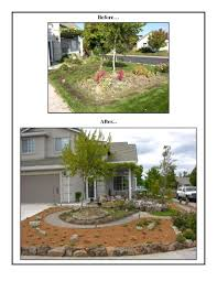 front yard landscape ideas southwest the garden inspirations