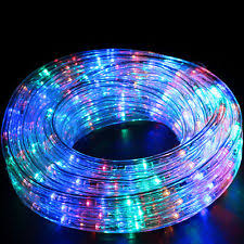 Christmas Rope Lights Ebay by Exterior Rope Lights Led Amazon Com 50ft Rope Lights Pearl White