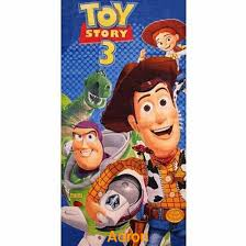 personalized toy story 3 beach towel potty training concepts