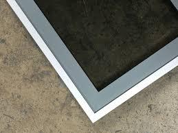 aluminum frame cabinet doors u2013 element designs