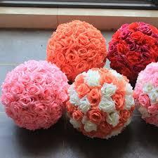 wedding flower silk ornaments decorate