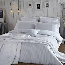 pale blue bedding blue u0026 white seersucker stripe bedding at
