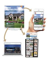 home list page new homes monthly