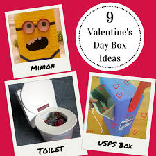 9 valentine u0027s box ideas