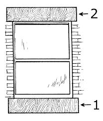window sill wikipedia