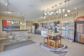 DESIGN CENTER MILLER CONSTRUCTION SAVOY - Home builder design