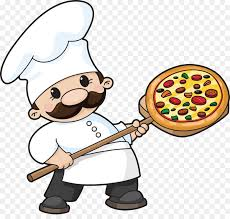 cuisine clipart pizza cuisine chef clip cook pizza png 1000