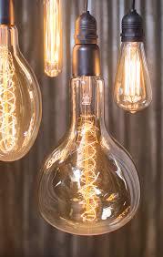 Vintage Lighting Fixture Oversized Edison Mega Light Bulbs Bulbs Vintage Antiques And