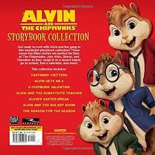 alvin chipmunks storybook collection 7 rockin u0027 stories