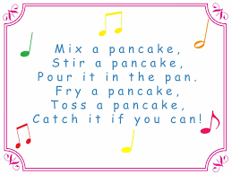 pancake fun activities and printable kids craft room