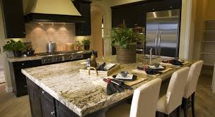 Modern Luxury Kitchen With Granite Countertop Who Hates Granite Countertops Curbly
