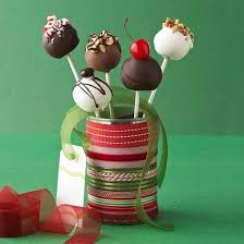 simple christmas cake pop ideas how to make cake pops the