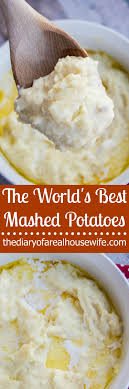 world s best mashed potatoes recipes thanksgiving