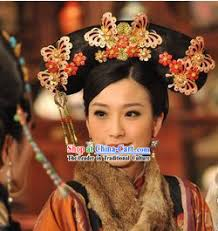 manchu cheongsam qing dynasty princess clothes and hair