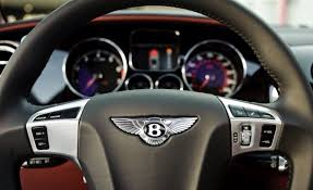 mens style bentley car vehicle leather interior steering