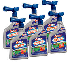 cutter ready to spray backyard bug control bundle 6 pack hg