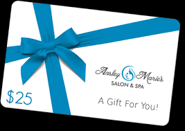 salon gift card trial gift card ansley s salon and spa