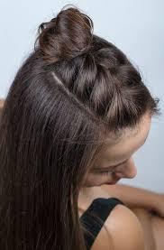 best 25 half braided hair ideas on pinterest braided half updo