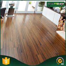 plastic wood texture floor tile teak wood flooring indonesia made