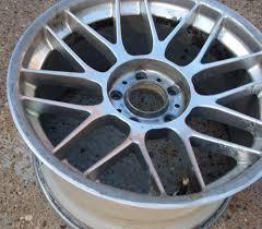 porsche silver powder coat bbs rc for bmw pureklas