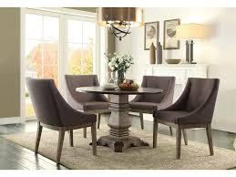 vintage dining room sets vintage dining room metal pedestal table 14932 abide furniture