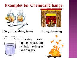 physical u0026 chemical change