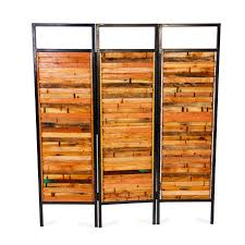 Reclaimed Wood Room Divider Reclaimed Wood Room Divider Dishfunctional Designs Home Decor