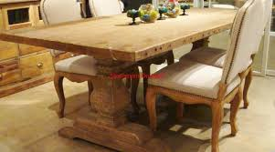 Big Wood Dining Table Large Wooden Dining Table At Impressive Lush Design Bug Ideas