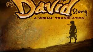 the david story a visual translation 1 by valor ink and the