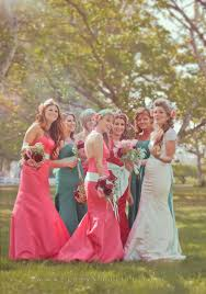 our wedding bridal party visual vocabularie