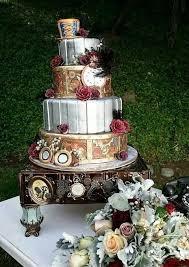 mariage steunk 10 gâteaux de mariage steunk inspirés de l époque victorienne