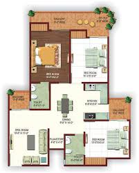 ajnara ambrosia floor plans