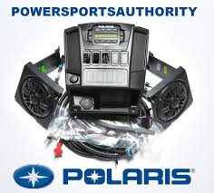 polaris ranger stereo atv parts ebay