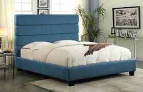 3 pc california king linen bed blue jean orange county ca
